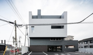 The Minimalist COMPLEX House by Kouichi Kimura Architects