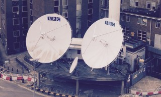"Inside the Original BBC Television Centre with ""The Listeners Project"""