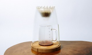 Sculptural Brewing – Introducing the Manual Coffeemaker No1
