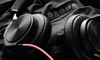 Special Edition BeoPlay H6 Headphones for Rapha