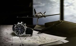 Swiss Watchmaker Raymond Weil Debuts First-Ever Pilot Timepiece