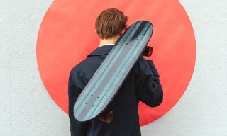 "First Look | Side Project Skateboards' Hand-Painted ""Indigo Collection"""