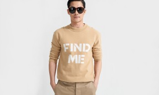 "Surreal but Nice Fall/Winter 2015 Menswear – ""Find Me"""