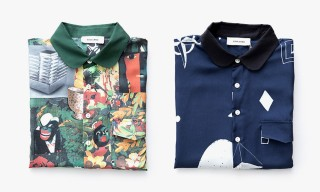 Soulland's First All-Silk Edit Gets You Smooth for Summer