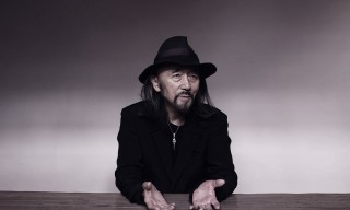 Yohji Yamamoto Discusses his Y-3 Collection for adidas Tennis