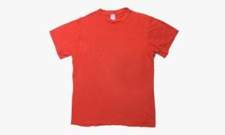 Velva Sheen Re-Releases Its Cult Favorite T-Shirt through FSC