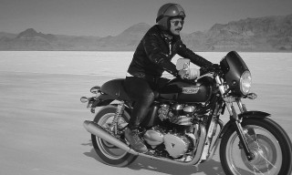 Motorcycle Through the Deserts of Utah with 8000 Eyewear