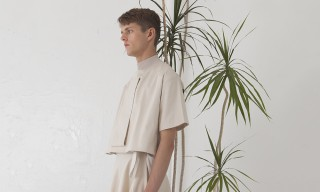 Newcomer Colleen Allen Blurs Gender Lines for Spring/Summer 2015