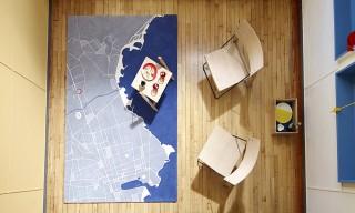 """Go Inside the 2015 """"Apartment N°50"""" in Le Corbusier's Cité Radieuse"""