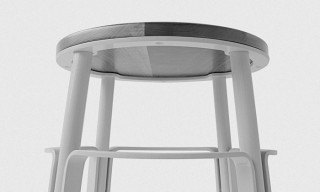 Makr Channels Industrial Inspiration in the Factory Stool Collection
