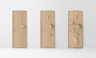 Nendo Rethinks the Humble Door with 7 Quirky Designs