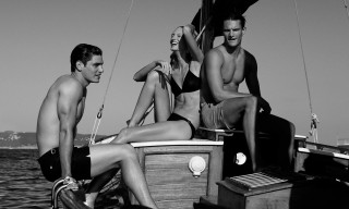 A Balearic Campaign for Orlebar Brown Spring/Summer 2015