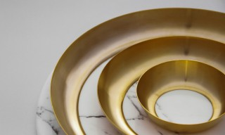 "Sayar & Garibeh's ""Bangle"" Plates Encourage Dinner Party Competition"
