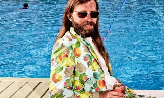 "A Fruity Summer 2015 with ""Le Poolwear"" from YMC & Stella Artois Cidre"