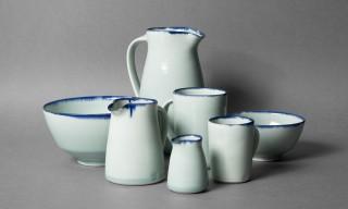 Sunspel Creates Porcelain Ceramics with Legendary Leach Pottery