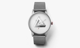 Artist M.C. Escher Inspires Graphic Watch Series by TRIWA & Erik Bjerkesjö