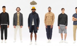 First Look   Universal Works Animates Spring/Summer 2016