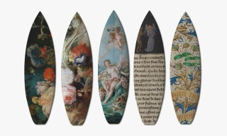 France's boom-art Releases More European Art Inspired Surfboards