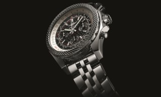 "A Closer Look at Breitling's ""B06"" 30-Second Chronograph for Bentley"