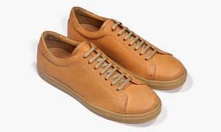 Epaulet to Release Unfinished Horsehide Trainers