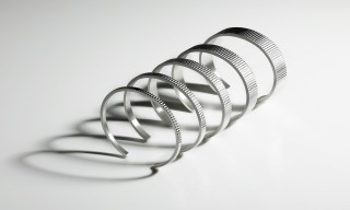 "Le Gramme ""Guilloché"" Sterling Silver Cuffs Exclusively for Colette"