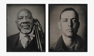 Striking Tintype Portraiture by Melissa Cacciola
