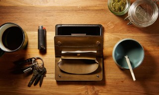 Introducing Pufftec Accessories – Leather Goods for Smokers