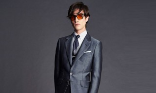 Tom Ford Keeps Things Mod for Spring/Summer 2016