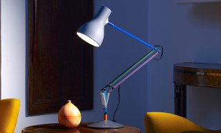 "Bright & Bold Lighting from Anglepoise & Paul Smith ""Edition Two"""
