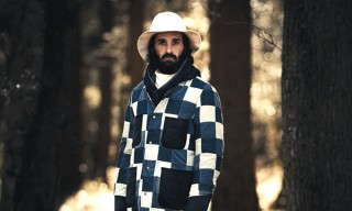 Cosy Layers for The Great Outdoors from bukht Fall/Winter 2015