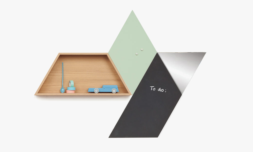 Elementiles by Ontwerpduo Shelving