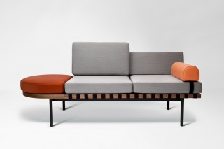 The Grid Modular Sofa System Designed For Compact Es