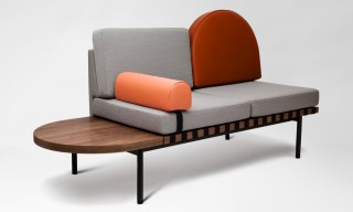 The GRID Modular Sofa System Designed for Compact Spaces