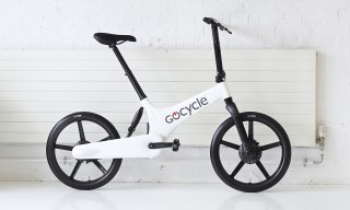 "Get to Know the Award-Winning Lightweight Electric ""Gocycle"""