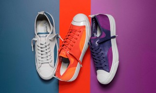 Britain's Hancock Releases Water-Repellant Converse Jack Purcells