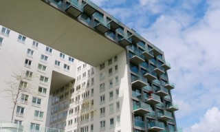 MVRDV's Jacob van Rijs Explains Amsterdam's Parkrand Apartments