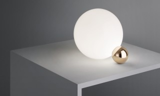 "Michael Anastassiades's ""Copycat"" Lamp Strikes a Balance"