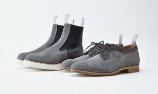 Tricker's Creates 2 Exclusive Suede Footwear Styles for FilMelange
