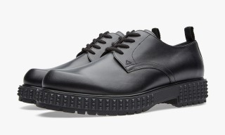 Valentino Offers Its Leather Derby 3 Ways for Fall/Winter 2015
