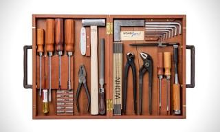 The Wohngeist Tool Set – Best in Swiss Woodwork