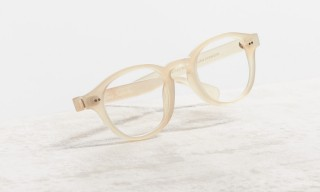A Closer Look at Lewis Fredericks' Real Horn Eyewear
