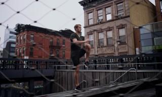 Watch Brendan Fallis Get Active in Onia Gear