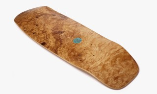 "Exotic ""Southwest"" Wood Skate Decks by Eastern Manner"