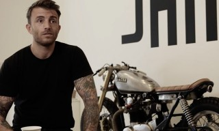 Jane Motorcycle Debuts New Space With an Intimate Video
