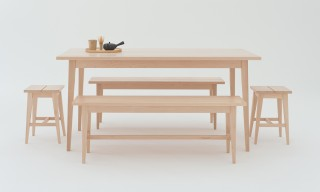 London Store Native & Co Produces a Line of Minimalist Furniture