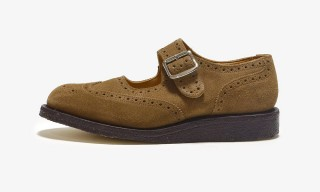 Tricker's Classics Get an Inventive Update Courtesy of Needles