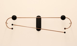 "Form & Function in Play Across the ""NODE"" Sculptural Lighting Collection"