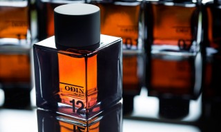 "Odin Adds ""No. 12 Lacha"" to the Black Line Fragrance Family"