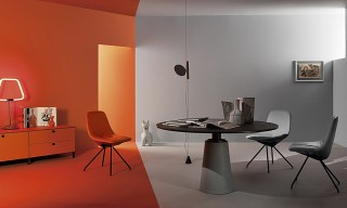 Poltrona Frau Reproduces Massimo Vignelli's Mesa