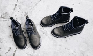 Dickies Construct Uses Its Official Pantone Color on Boots by Broken Homme